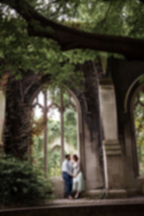Engagement Photography Saint Dunstan in the East by Grace Pham 04