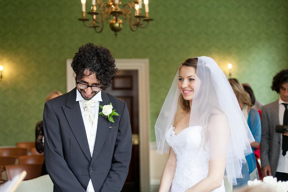 Morden Park House Wedding in Summer 214