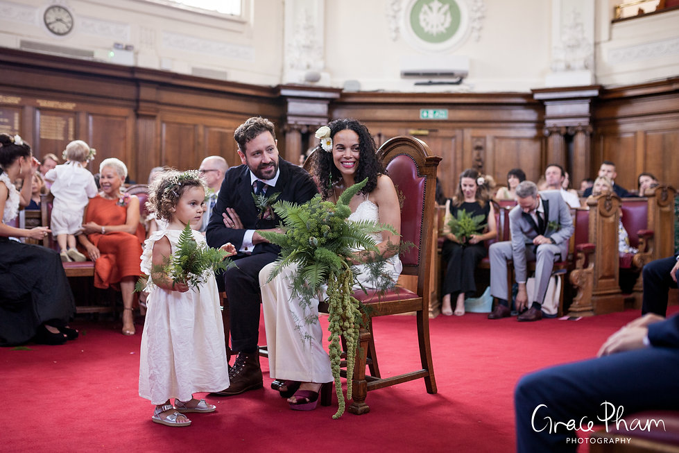 London wedding by Grace Pham Photography