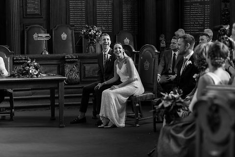 Second Wedding Photographer, Islington Town Hall, London 10