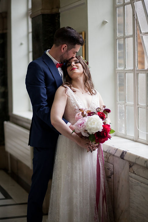 Islington Town Hall Wedding captured by Grace Pham London Wedding Photographer May 2018 02