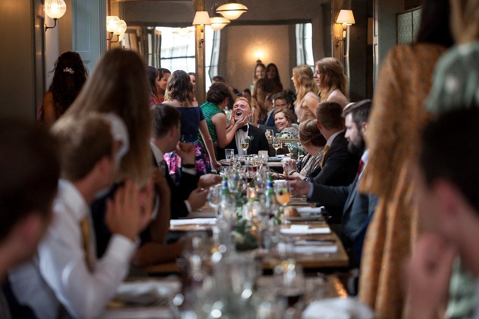 The Alfred Tennyson Wedding Photography reception 08