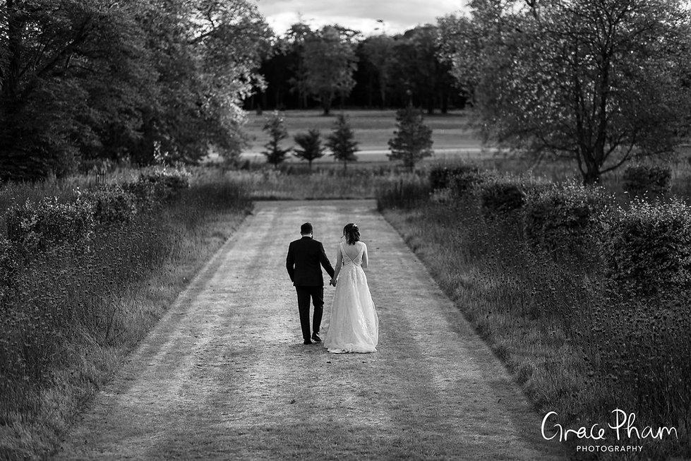 St Giles House Wedding, Dorset, Wimborne captured by Grace Pham Photography 08
