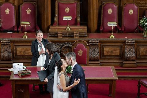 Second Wedding Photographer, Islington Town Hall, London 04