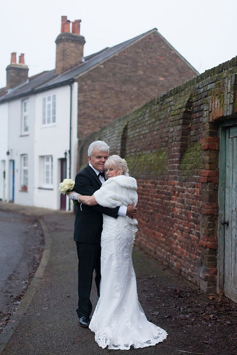St Mary's Church Wedding, St Mary's Rd, Molesey by Grace Pham Photography 12