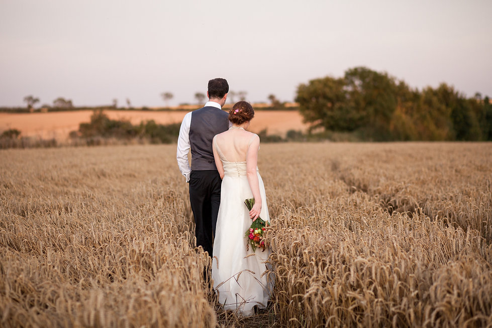 Hill Green Farm wedding in Bedford captured by Grace Pham Photography 9