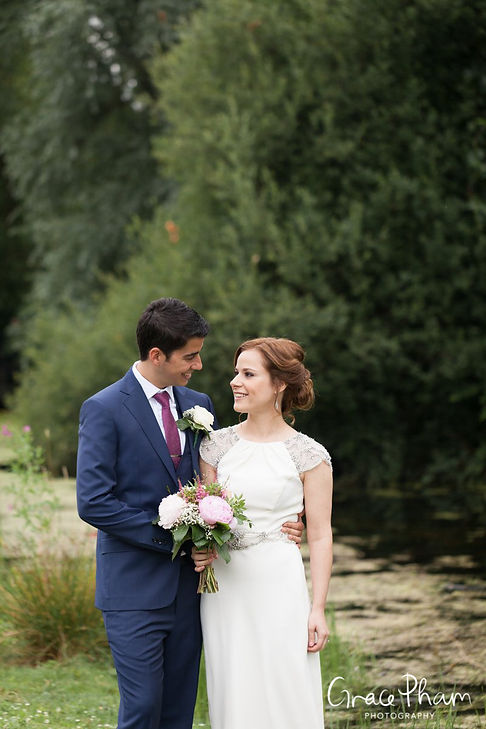Clissold House & Park Wedding Photography 01