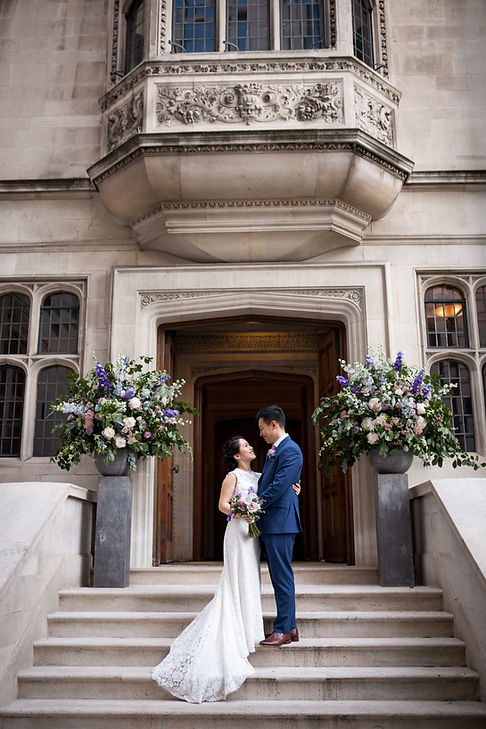 Two Temple Place Wedding, London, captured by Grace Pham Photography 01