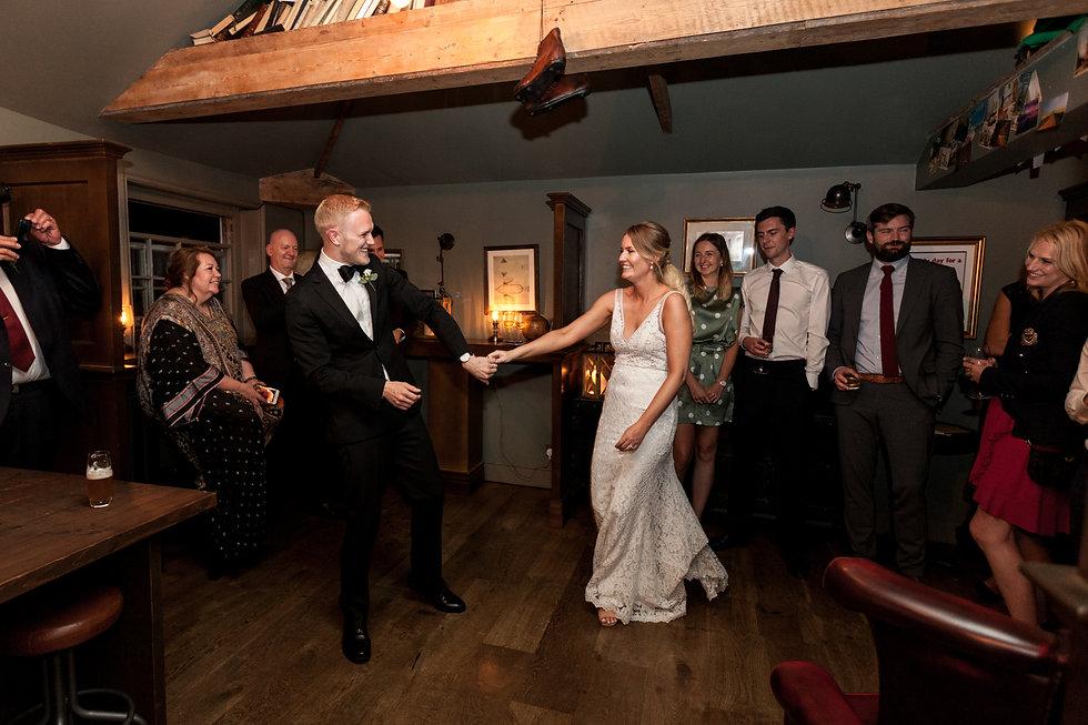 The Alfred Tennyson Wedding Photography reception 09