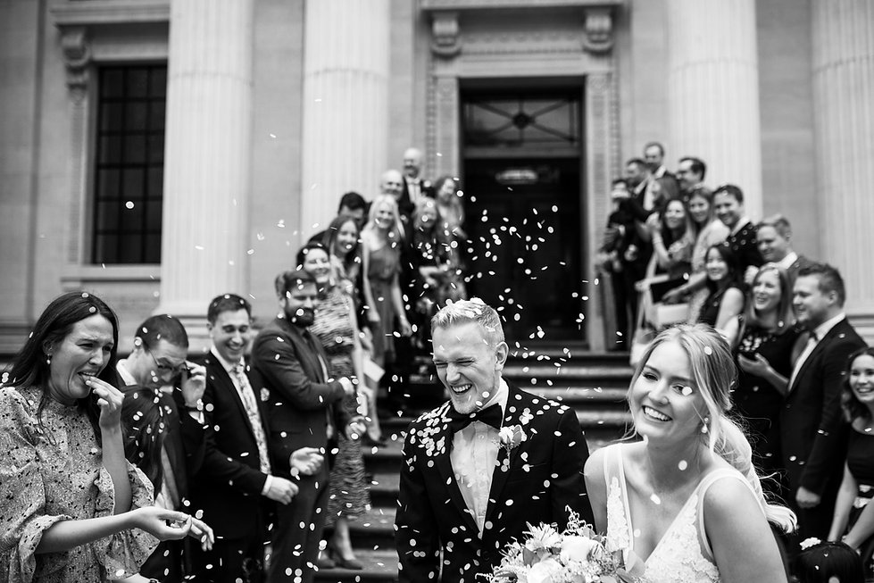 The Old Marylebone Town Hall Wedding Photography, London, Beautiful Images by Grace Pham Photography 3