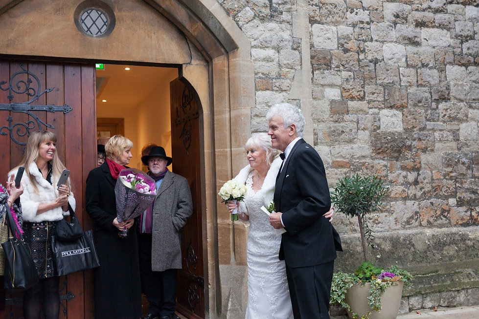 St Mary's Church Wedding, St Mary's Rd, Molesey by Grace Pham Photography 04
