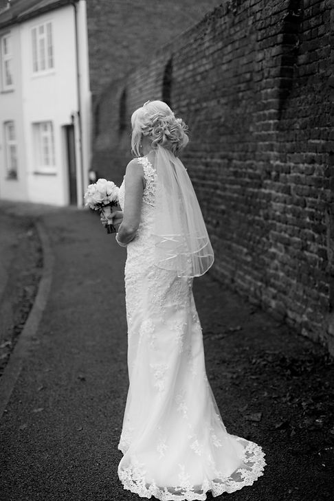 St Mary's Church Wedding, St Mary's Rd, Molesey by Grace Pham Photography 10
