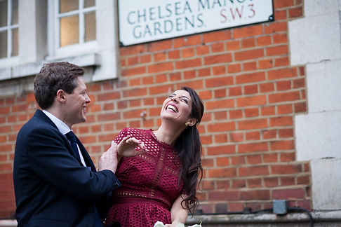 Chelsea Old Town Hall Wedding, London 31