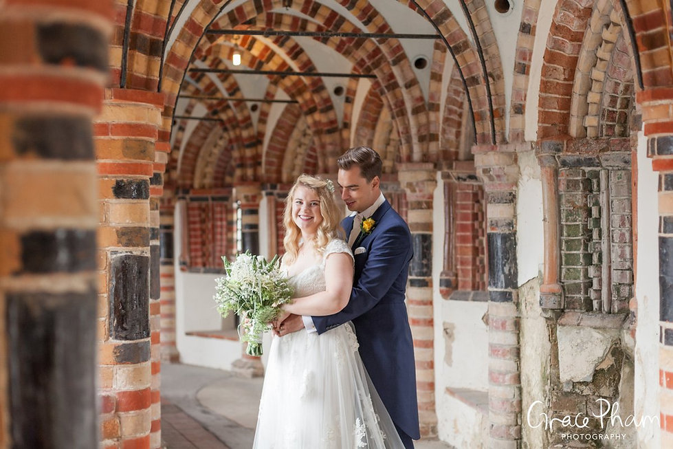 Horsley Towers Wedding, De Vere Horsley Estate, Surrey captured by Grace Pham Photography 05