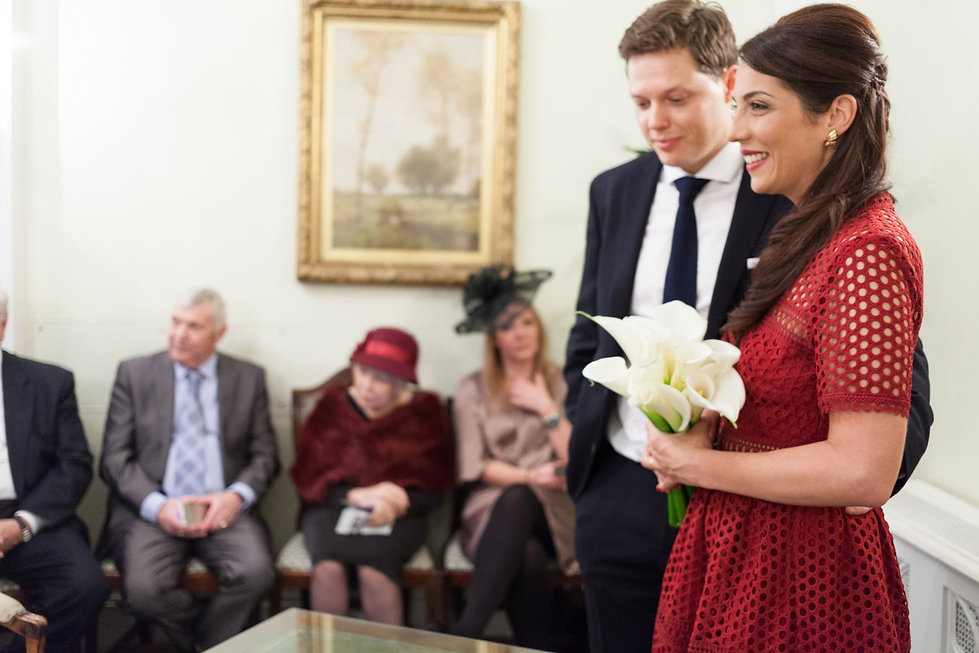 Chelsea Old Town Hall Wedding, London, The Rosetti Room - Grace Pham Photography 09