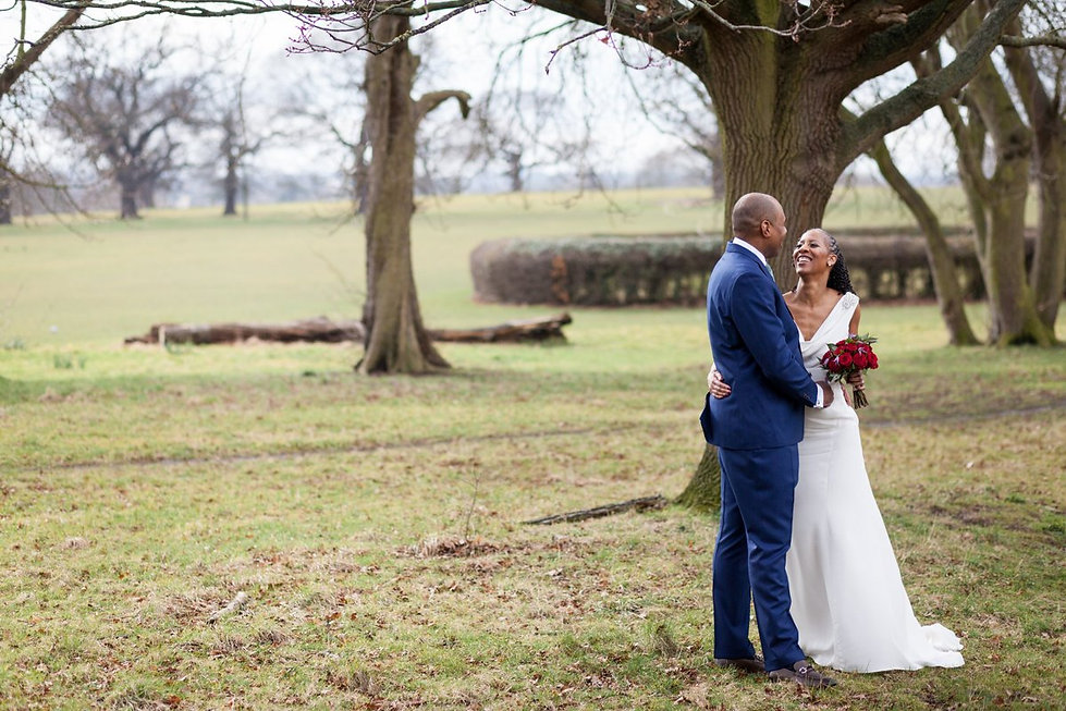 Merton Register Office Wedding 2018 captured by London Photographer 02