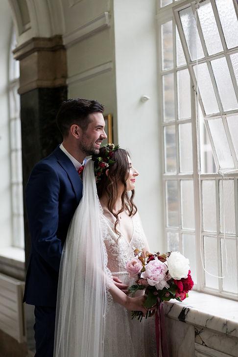 Islington Town Hall Wedding captured by Grace Pham London Wedding Photographer May 2018 01