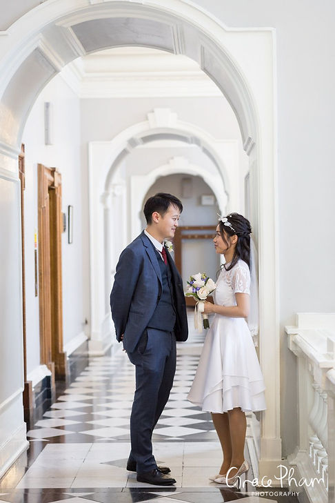 Woolwich Town Hall & Greenwich Park Wedding Photographer 02