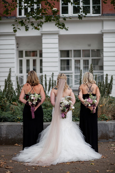 Alternative Wedding Photographer, London 2