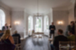 Sheridan Room at Merton Register Office, Morden Park House Wedding Venue captured by London Photographer 02