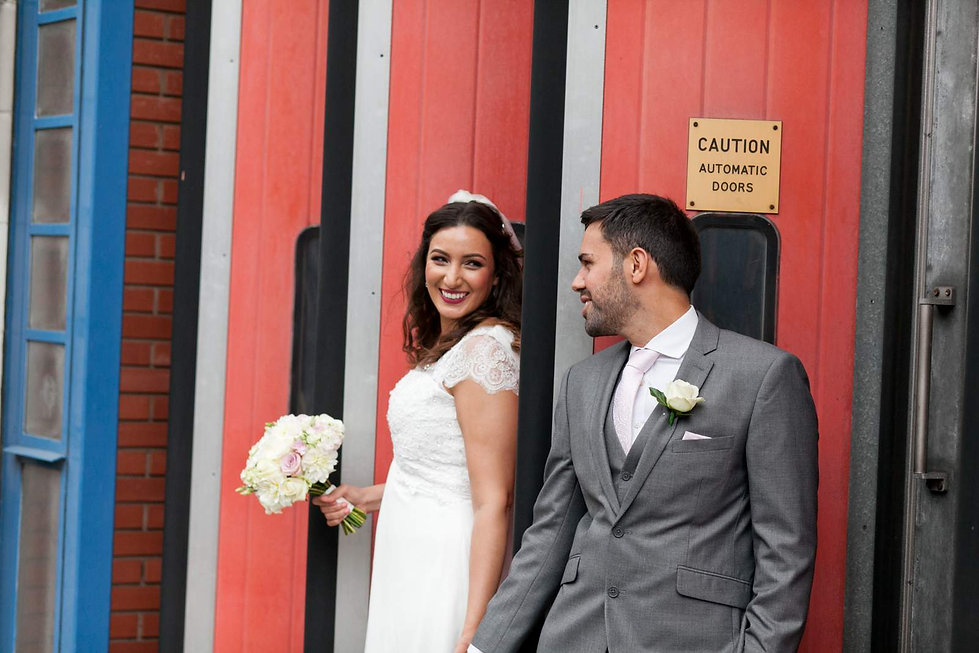 London Wedding Photographer, Islington, Angel, Grace Pham Photography