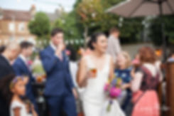 The Country Arms Pub Wedding, The Belvedere, London, captured by Grace Pham Photography 20