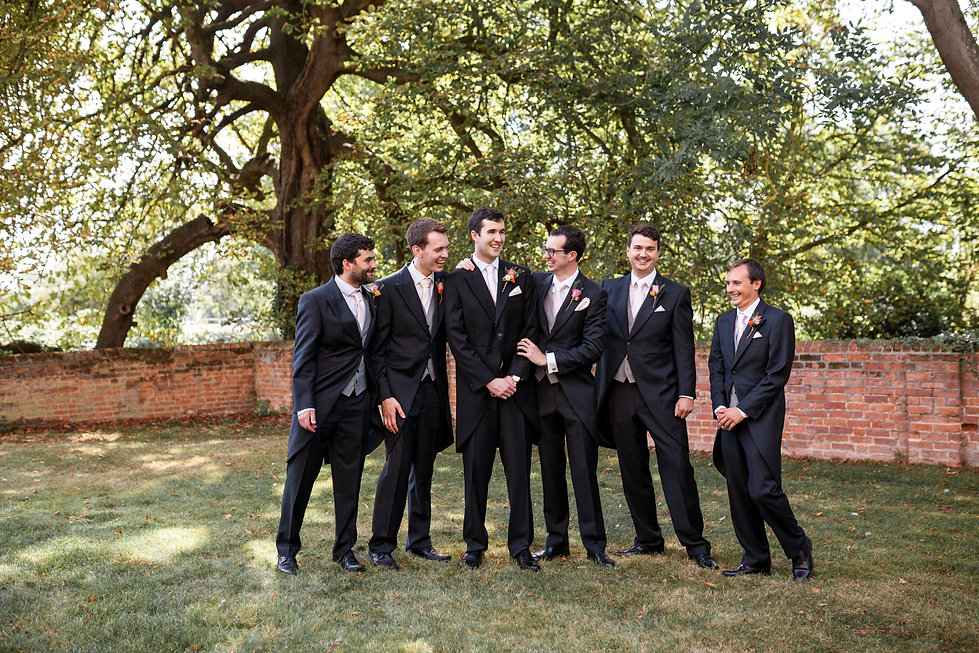 St.Mary's Wootton Church wedding in Bedford captured by Grace Pham Photography 2