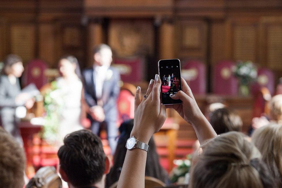 Second Wedding Photographer, Islington Town Hall, London 11