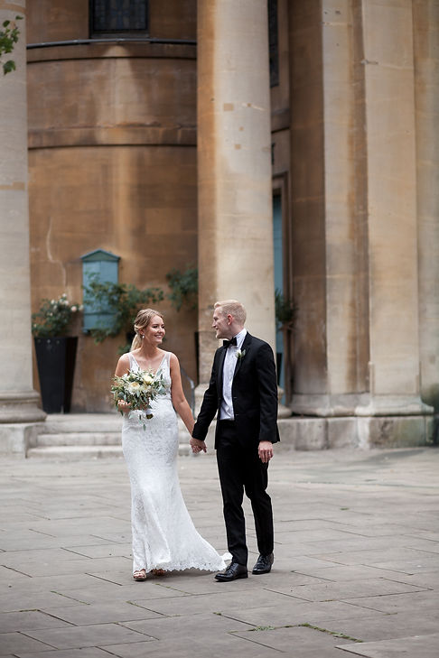 Henrik & Ashleigh's Wedding captured by Grace Pham Photography, St Mary's Church London 5