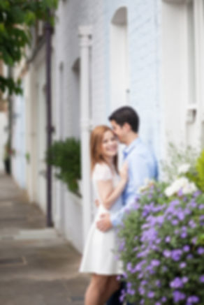 Notting Hill, Portobello Road Market, London Engagement Photoshoot 05