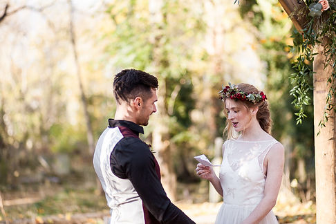Boho Autumn elopement styled shoot, tower hamlets cemetery, east London wedding, Grace Pham photography 10