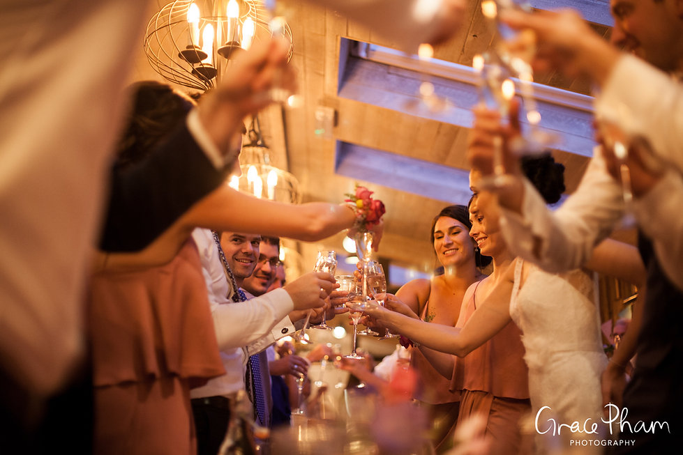 The Country Arms Pub Wedding, The Belvedere, London, captured by Grace Pham Photography 25