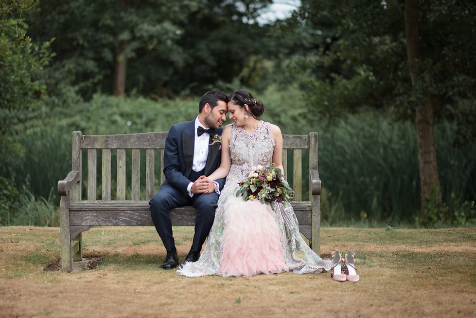 Ditton Park Manor House Wedding by Grace Pham Photography 57