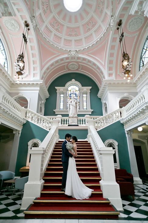 Woolwich Town Hall Wedding, Greenwich - by Grace Pham Wedding Photographer 04