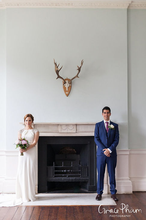 Clissold House Wedding Photography, London 2017
