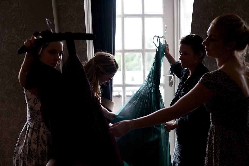 Cannizaro House wedding captured by London Wedding Photographer