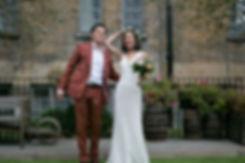 Grace & Matt's wedding at the Town Hall Hotel, London