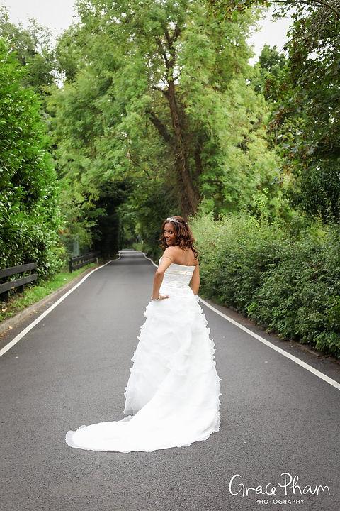 Q Vardis at the Mallard Suite by London Wedding Photographer 10