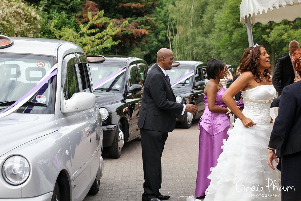 Q Vardis at the Mallard Suite by London Wedding Photographer 01