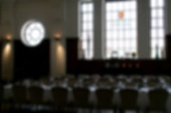 De Monfort Suite Wedding at the Town Hall Hotel.