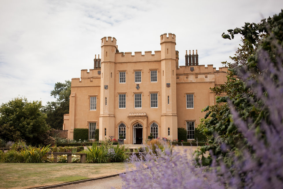 Ditton Park Manor House Wedding by Grace Pham 50