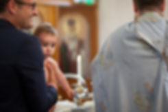 All Saints Greek Orthodox Church Christening Photography, London 02