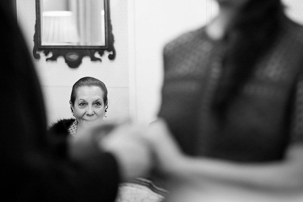Chelsea Old Town Hall Wedding, London, The Rosetti Room - Grace Pham Photography 07