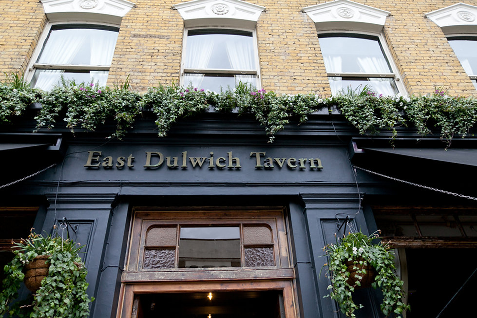 East Dulwich Tavern, great place for a wedding venue in London