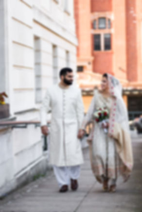 Hackney Town Hall Wedding Photographer-7