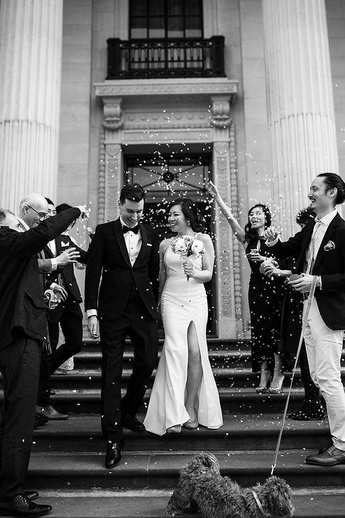 Old Marylebone Town Hall Wedding Photography, London, Baker Street 02