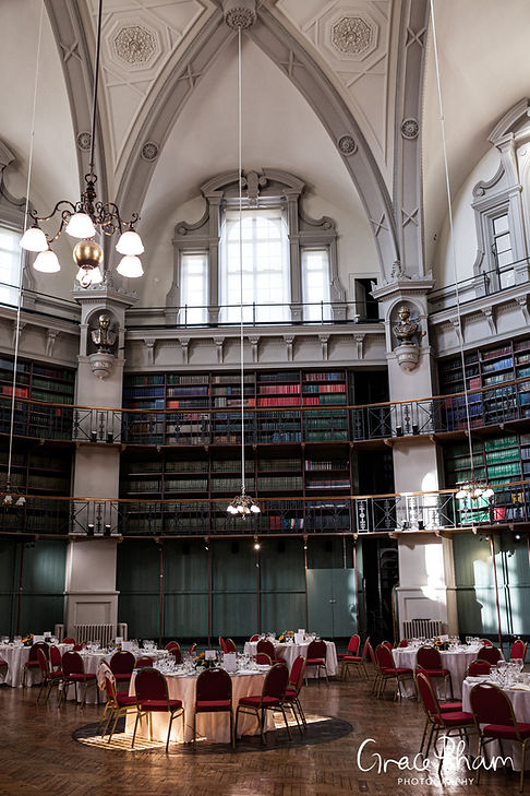 Queen Mary University of London (QMUL) Wedding, The Octagon, Mile End, captured by Grace Pham Photography 2
