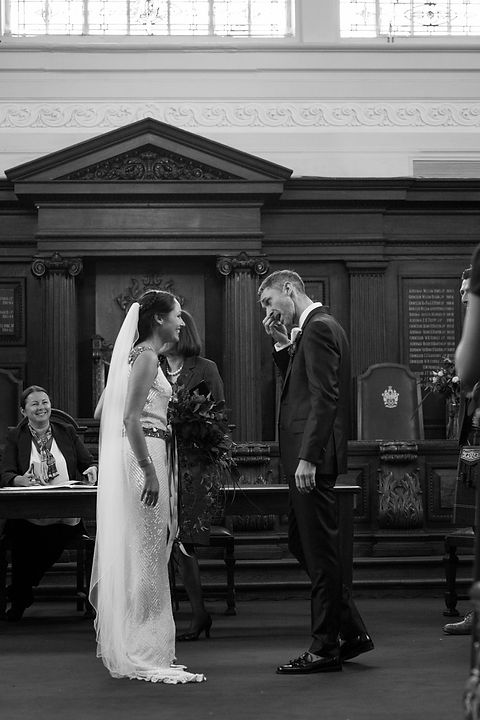 Second Wedding Photographer, Islington Town Hall, London 02