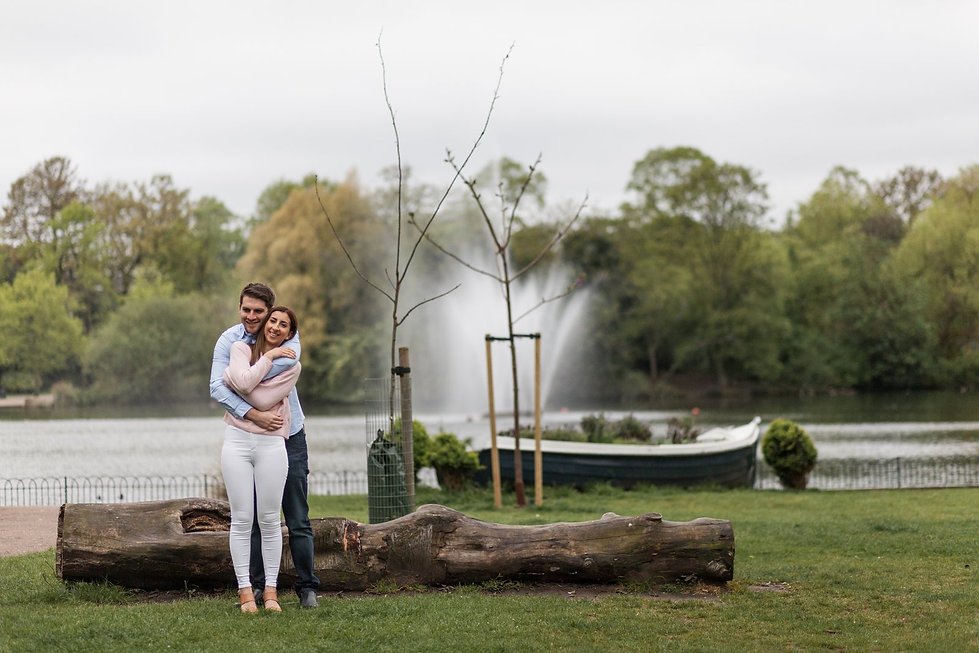 Engagement Photography, Victoria Park, East London by Grace Pham Wedding Photographer 04