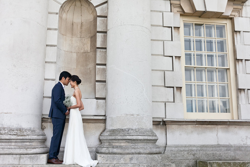Wedding photos at University of Greenwich 05